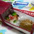 幼稚園最後のお弁当(手作りバス)