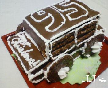 クリスマスケーキ2006